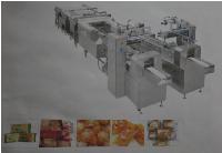 全自动自动料理机 包装机