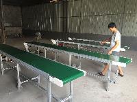PVC皮带食品输送机机