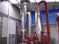 吡啶酮专用快速旋转闪蒸干燥机 工作流程先粉碎再烘干