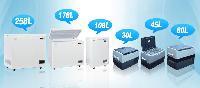 小型医用冷链专用冰箱 可记录打印