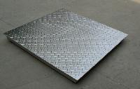 1吨不锈钢电子地磅 防爆地磅价格
