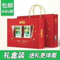 金壁康酵母β-葡聚糖 60粒2瓶礼盒装中秋送礼佳品酵母beta葡聚糖