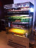 超市风幕柜价格,立式风幕柜,制冷展示柜,蔬菜水果保鲜柜