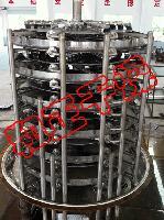 碱石淀粉专用烘干机  盘式连续干燥适用于食品、化工原料的干燥
