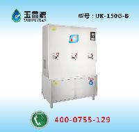 300人用步进式节能刷卡开水炉厂家丨工业用大容量快速节能热水器