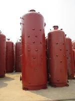 1吨立式燃煤蒸汽锅炉