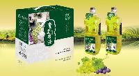 鲲华 葡萄籽油1800ml*3瓶 礼盒装