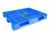 平板九脚内置钢管塑料托盘哪里有卖