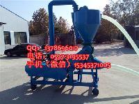 粉煤灰专用气力吸粮机  软管式长距离输送机