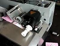 日期批号标示机,墨轮打码标示机,纸盒打印批号日期打码机