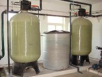 冬季全自动锅炉软化水设备