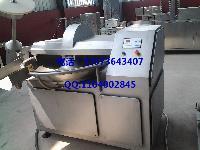 千叶豆腐鱼豆腐斩拌机肉泥乳化设备众大批发