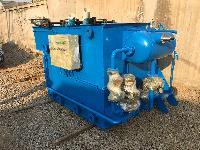 食品饮料加工地埋式一体化污水消毒设备