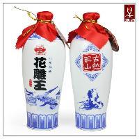 古越龙山八年陈花雕王