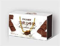 巧克力牛奶木盒