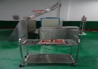 成都低成本料理包浸液式速冻机_德捷力冷冻