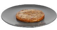 食易厨 牛肉饼50克进口牛肉腌制儿童营养早