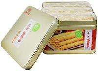 广州酒家利口福香葱鸡蛋卷450g,中华老字号