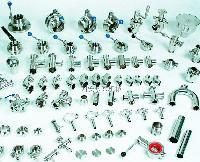 不锈钢管道、各类精密阀门配件生产加工商