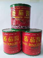850G番茄酱罐头