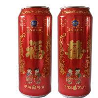 500ml澳德旺福喜啤酒