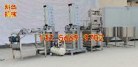 新一代仿手工豆腐皮机械设备价格 一体化豆腐皮机