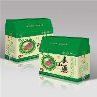 山药包装盒 瓦楞纸彩印 免费设计 专业印刷