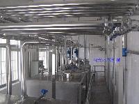 巴氏杀菌乳加工生产设备西安永兴机械