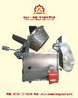 盐酥鸡专用油炸机 根据厂家来设定油炸机 走向