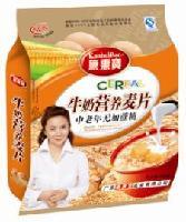 康惠宝680g中老年无庶糖营养麦片系列(1×12)件
