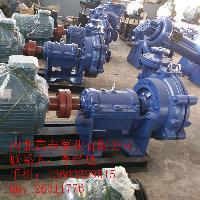 耐磨蚀泵厂家100ZJ-46矿用渣浆泵批发