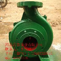 离心泵厂家 IS80-50-250JB清水离心泵安装