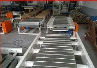 不锈钢链板输送机食品输送线
