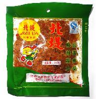 湖南特产 常德北堤麻辣肉 麻辣豆干 豆腐皮 零食小吃