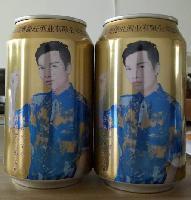 330ml澳德旺逸品小麦王啤酒