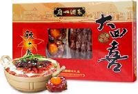 秋之风大四喜腊味礼盒,广州酒家利口福