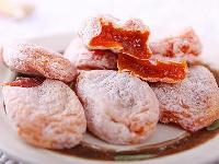 陕西特产批发富平柿饼产地直销(5斤礼盒)柿子干富平吊柿子饼