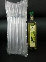 6柱35cm葡萄籽油橄榄油气柱袋防震气泡柱