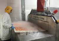 苏州虾仁速冻机液氮速冻机