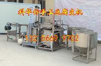 仿手工千张百叶机一机多用 可做豆干 素鸡 一体化操作