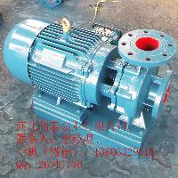 ISW50-100卧式管道泵  管道直联泵批发