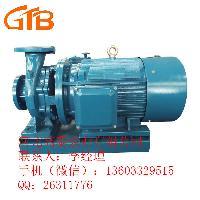 ISW50-250直联泵价格ISW卧式管道泵批发