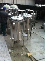 1300*260mm食用油袋式过滤器