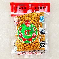 春红油炸黄豆炒黄豆110g春红食品厂家直销