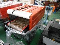上海阿凡佬热收缩包装机,特氟龙网收缩机订做,五金零件收缩机