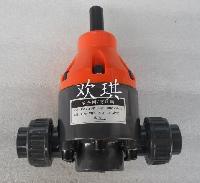 安全泄压阀 弹簧式安全阀 UPVC安全阀