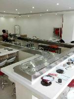 吧台式涮烤一体回转设备 转转自助火锅设备怎么卖