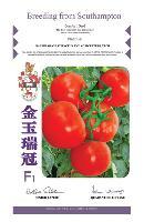 金玉瑞冠F1大红果番茄种子—精品红果番茄种子