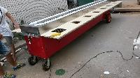 回转自助火锅传菜设备  旋转式小火锅加盟连锁