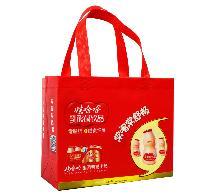 娃哈哈旺仔味动力乳酸菌环保袋手提袋礼品袋包装承重70斤